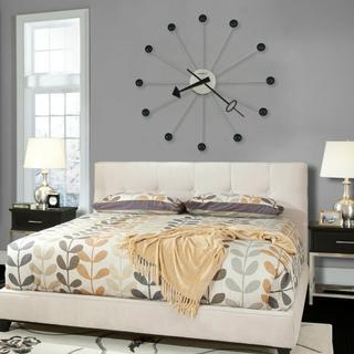 See Details - Howard Miller Ball Oversized Retro Wall Clock II 625527