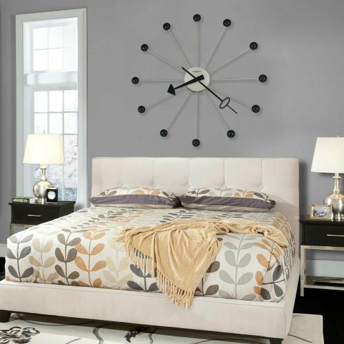 Howard Miller Ball Oversized Retro Wall Clock II 625527