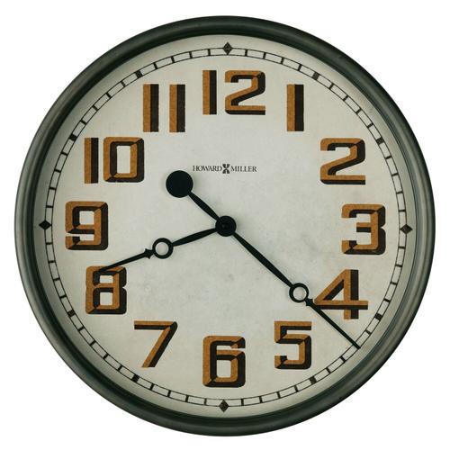 625-715 Hewitt Gallery Wall Clock