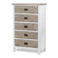 Catania 5-Drawer Chest