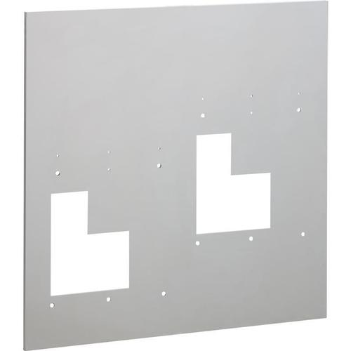 Accessory - Wall Plate (Lo-Hi Bi-Level) for EZ style bi-level models