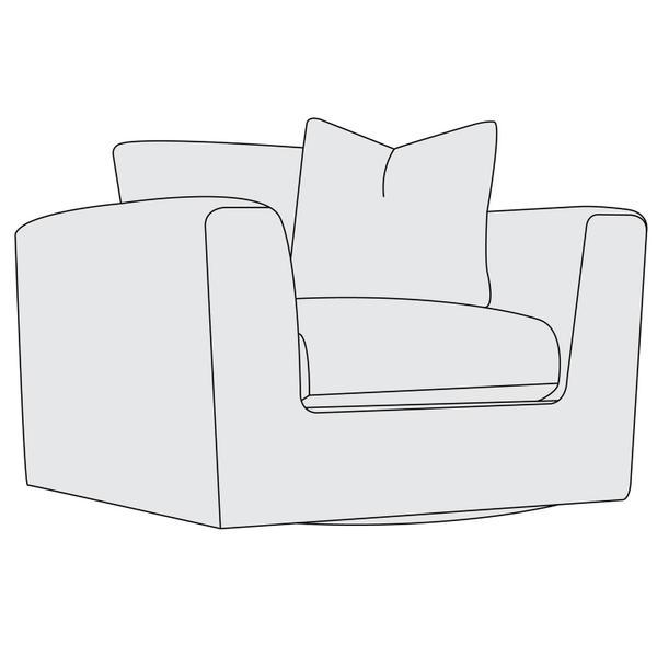 Remi Swivel Chair