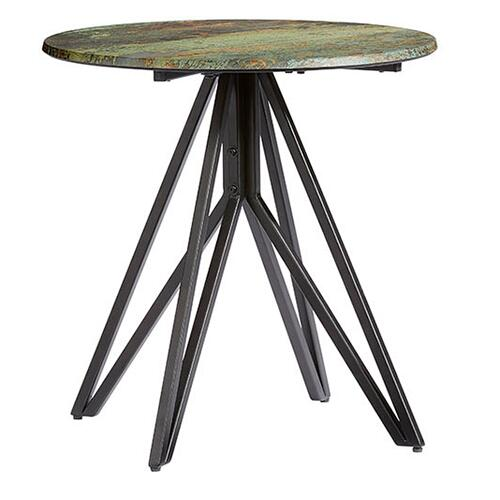 Progressive Furniture - Accent Chairside Table - Canyon Finish