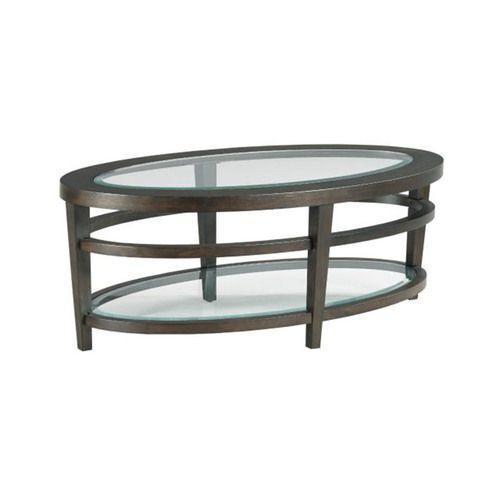 Urbana Oval Cocktail Table