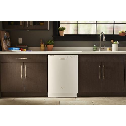 Gallery - ENERGY STAR® certified dishwasher with Sensor cycle White