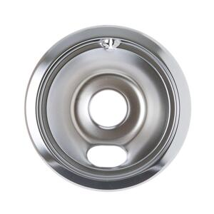GE6 inch Electric Range burner drip bowl