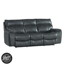 Summit Dual-Power Sofa  Bolero Slate