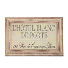 Peinture L'Hotel BlancArt Photo