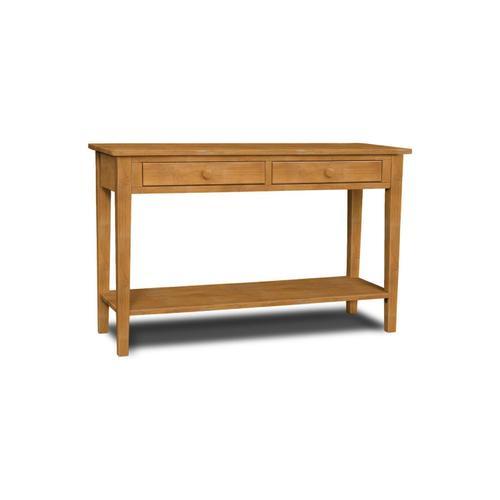 John Thomas Furniture - Spencer Long Sofa Table