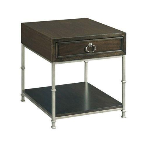 Fortune Rectanuglar Drawer End Table