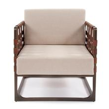 See Details - Hugo Leather Chair