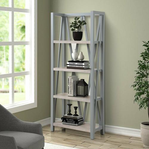 Parker House - AMERICANA MODERN - DOVE Etagere Bookcase