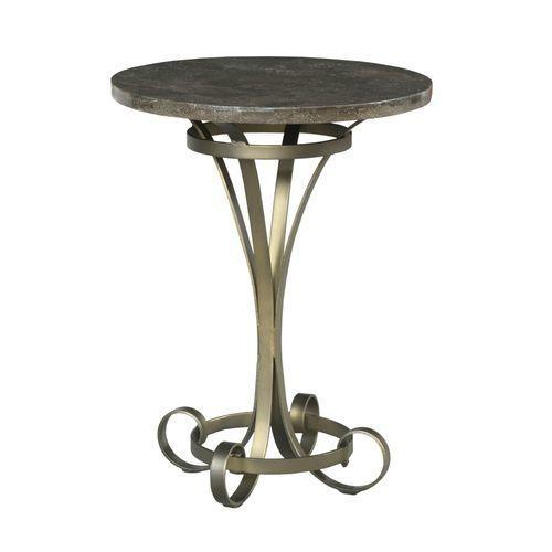 Savona Louise Round Lamp Table