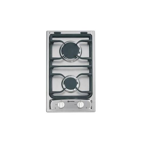 """12"""" Deluxe Gas Cooktop Stainless"""