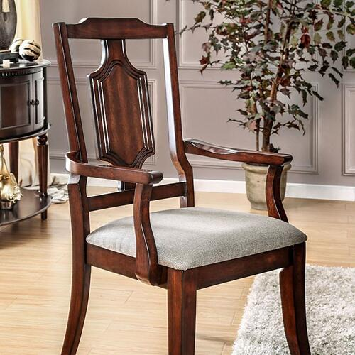 Stevensville Arm Chair (2/Box)