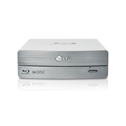 External Blu-ray/DVD Writer 3D Blu-ray Disc Playback & M-DISC™ Support