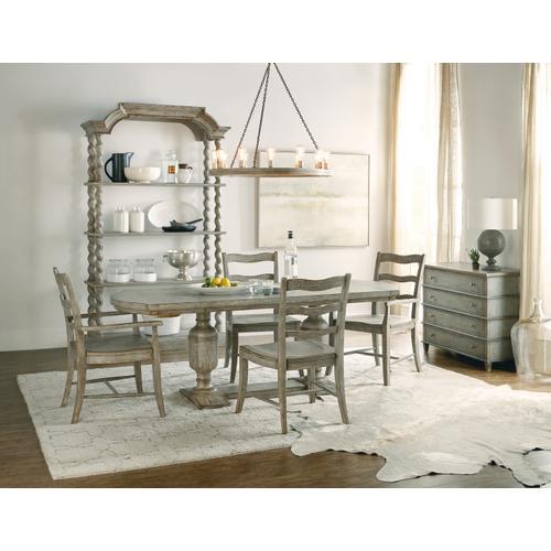 Hooker Furniture - Alfresco Lettore Etagere