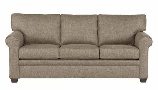 Sofa - Shown in 119-11 Brown Revolution Finish