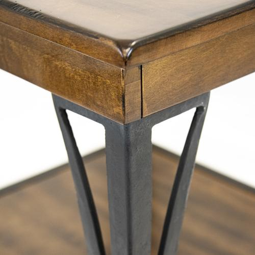 District Chairside Table