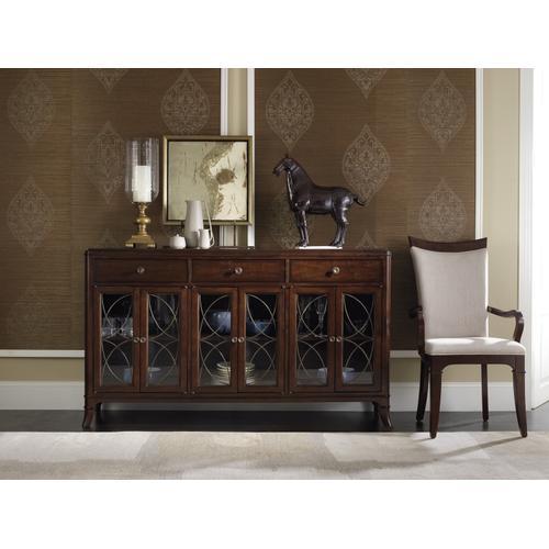 Hooker Furniture - Palisade Upholstered Arm Chair - 2 per carton/price ea