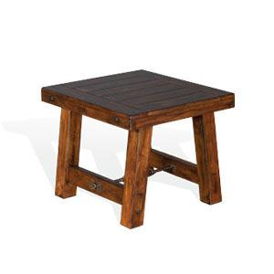 Sunny Designs - Tuscany End Table