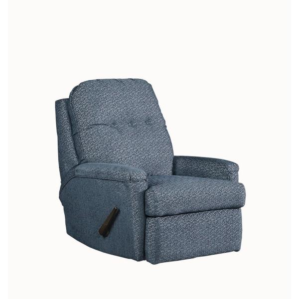 Power Headrest Lay-Flat Life Recliner