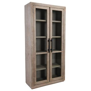 See Details - Alida Tall Cabinet Antique White
