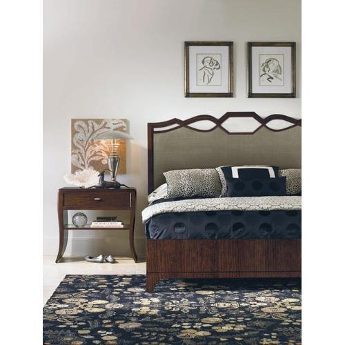 Century Furniture - Paragon Club Waterfall Nightstand
