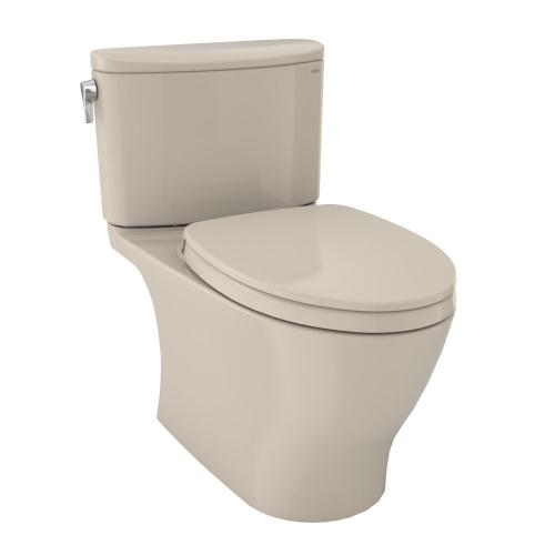 Nexus® Two-Piece Toilet, 1.28 GPF, Elongated Bowl - Bone