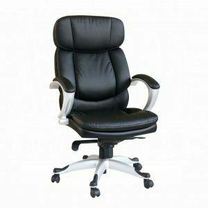 ACME Minta Office Chair w/Lift - 09768 - Black PU