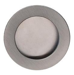 Modern Cup Pull in US15 (Satin Nickel Plated, Lacquered)