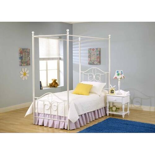 Gallery - Westfield Twin Canopy Bedset