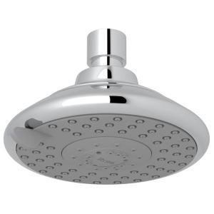 "Polished Chrome 5"" Ecoclassic 4-Function Showerhead Product Image"