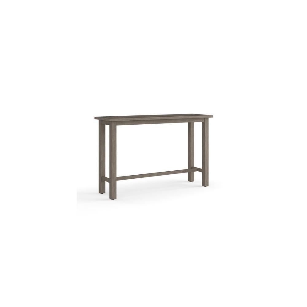 Aluminum Farm Tables Console Table