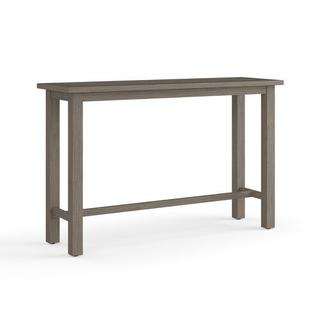 Aluminum Farm Tables Console Table