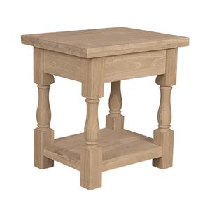 OT-17E Tuscan End Table