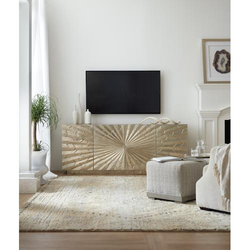 Hooker Furniture - Big Bang 78in Entertainment Console
