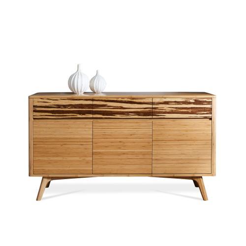 Greenington Fine Bamboo Furniture - Azara Sideboard, Caramelized