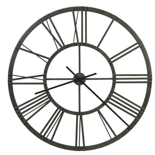 Howard Miller Jemma Iron Oversized Wall Clock 625684