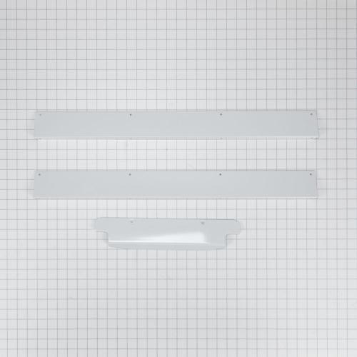 Maytag - Ice Maker Trim Kit, White