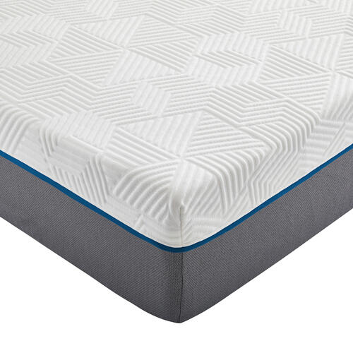 "Renue 10"" Medium Firm Memory Foam Mattress in Box, Twin XL"
