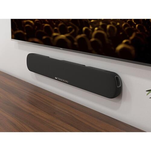 SR-B20ABL Sound Bar with Built-in Subwoofers