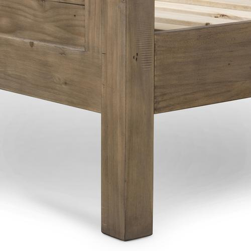 Queen Size Settler Platform Bed