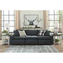Savesto III Sectional Charcoal