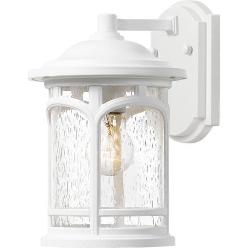 Quoizel - Marblehead Outdoor Lantern in White Lustre