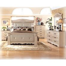 Dresserr, Mirror,Chest,Headboard,Footboard, and Rails