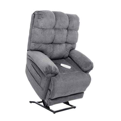 NM1652SO-NUT  Infinite Position Chaise Lounger Lift Chair
