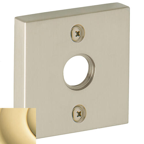 Non-Lacquered Brass 0423 Emergency Release Trim