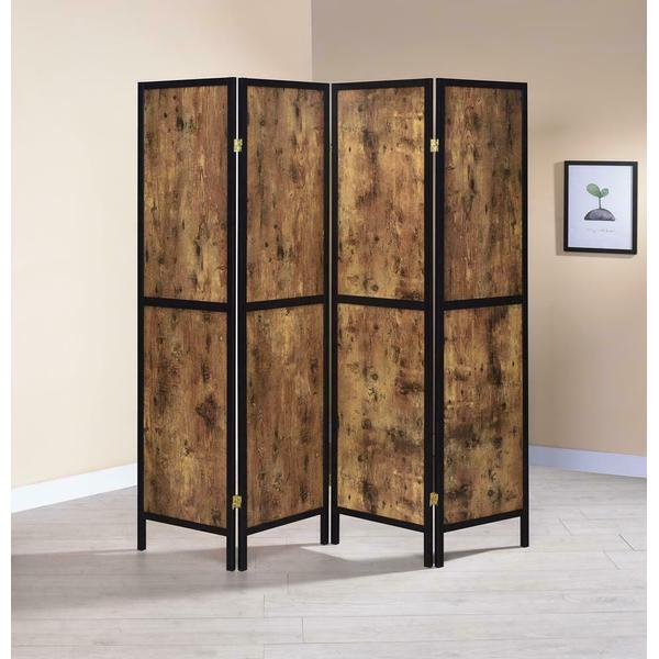 See Details - 4 Panel Screen