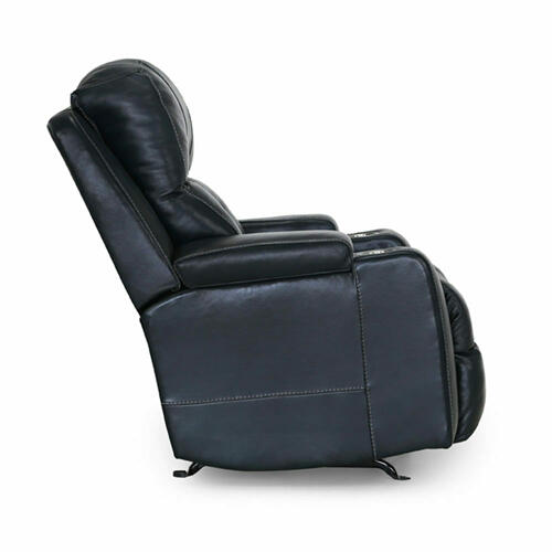 4748 Commander Leather Recliner